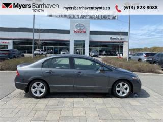 Used 2009 Honda Civic Sedan Sport for sale in Ottawa, ON