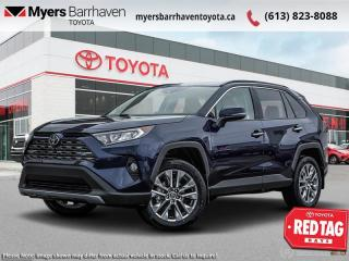 New 2021 Toyota RAV4 Limited  - Leather Seats -  Sunroof - $277 B/W for sale in Ottawa, ON