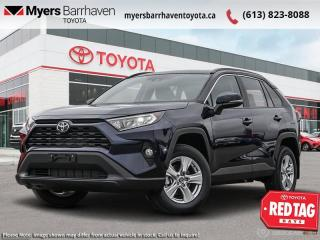 New 2021 Toyota RAV4 XLE AWD  - Sunroof -  Heated Seats - $231 B/W for sale in Ottawa, ON