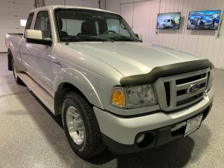 Used 2011 Ford Ranger Sport SuperCab 4-Door 2WD #low Kms #Clean Carfax #Local Vehicle for sale in Brandon, MB