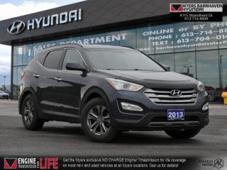 Used 2013 Hyundai Santa Fe 4DR FWD 2.4L  - $145 B/W for sale in Nepean, ON