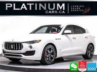 Used 2018 Maserati Levante S GranLusso,AWD,NAVI,CAMERA,PANO,PREMIUM SOUND for sale in Toronto, ON