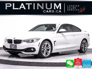 Used 2014 BMW 4 Series 428i xDrive,COUPE,AWD,NAV,SUNROOF,HEATED SEATS, for sale in Toronto, ON