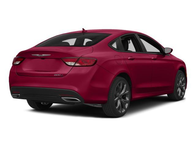 2015 Chrysler 200 LX