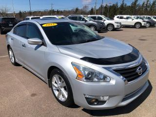 Used 2015 Nissan Altima 2.5 SV for sale in Charlottetown, PE