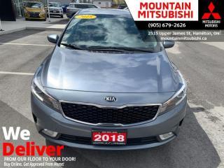 Used 2018 Kia Forte EX Auto  - Heated Seats -  Bluetooth - $109 B/W for sale in Mount Hope (Hamilton), ON