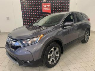 Used 2017 Honda CR-V EX-L Bas kilomètres certifié for sale in Terrebonne, QC