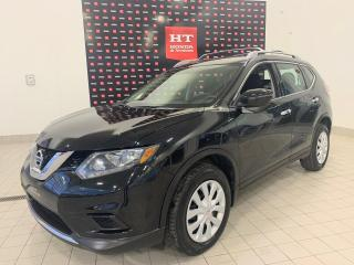 Used 2016 Nissan Rogue S 4x4 for sale in Terrebonne, QC