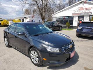 Used 2013 Chevrolet Cruze 1LT Auto for sale in Barrie, ON