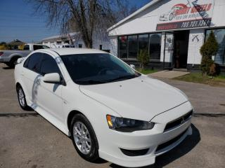 Used 2012 Mitsubishi Lancer ES/SPORT for sale in Barrie, ON