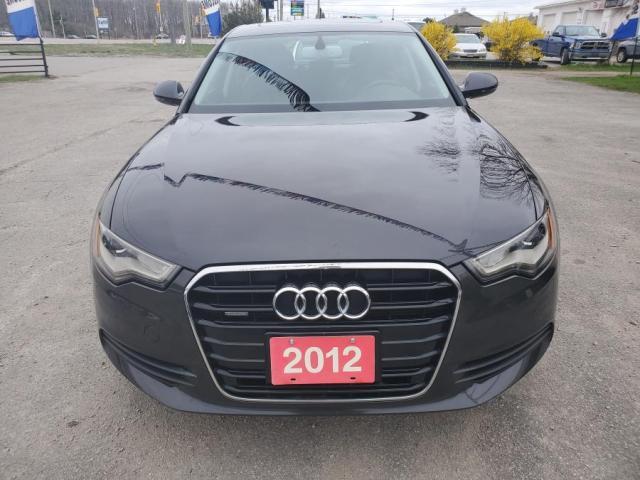 2012 Audi A6 3.0T QUATTRO PREMIUM