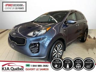 Used 2018 Kia Sportage ** EX * AWD *VOLANT CHAUFFANT * CUIR * for sale in Québec, QC