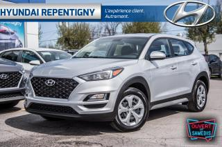 Used 2019 Hyundai Tucson Essential FWD* ANDROIDAUTO, CAMERA RECUL, GR ELECT for sale in Repentigny, QC
