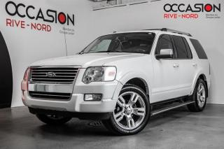 Used 2010 Ford Explorer 4x4 V8 Limited DVD+Garantie 1 AN for sale in Boisbriand, QC