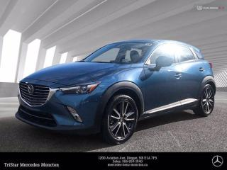 Used 2018 Mazda CX-3 GT for sale in Dieppe, NB
