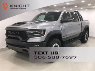 New 2021 RAM 1500 TRX Crew Cab for sale in Regina, SK