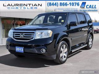 Used 2013 Honda Pilot Touring!! LEATHER!! NAVIGATION!! BLUETOOTH!! for sale in Sudbury, ON