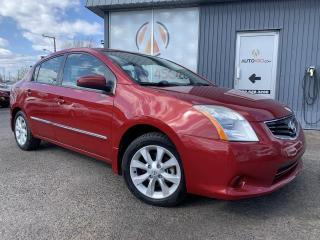 Used 2010 Nissan Sentra ***SL,AUTOMATIQUE,BAS KILO,MAGS,A/C*** for sale in Longueuil, QC