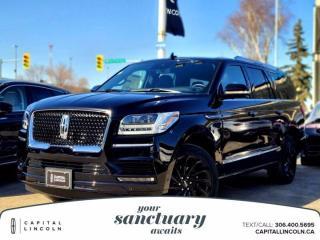 New 2021 Lincoln Navigator L Reserve for sale in Regina, SK