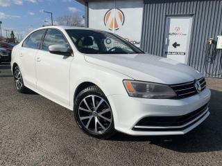 Used 2015 Volkswagen Jetta ***COMFORTLINE,AUTOMATIQUE,A/C,TOIT*** for sale in Longueuil, QC