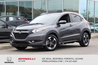Used 2018 Honda HR-V EX-L NAVI AWD TOIT AWD CUIR TOIT OUVRANT GPS++ for sale in Lachine, QC
