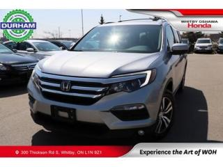 Used 2016 Honda Pilot 4WD 4dr EX for sale in Whitby, ON