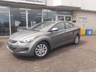 Used 2012 Hyundai Elantra ~ NO ACCIDENTS for sale in Oakville, ON