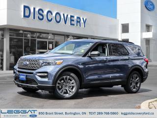 New 2021 Ford Explorer XLT for sale in Burlington, ON