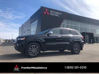 Used 2019 Jeep Grand Cherokee Limited for sale in Grande Prairie, AB