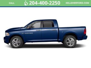 Used 2012 RAM 1500 SPORT for sale in Brandon, MB