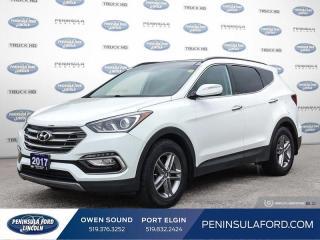 Used 2017 Hyundai Santa Fe Sport - Navigation - $143 B/W for sale in Port Elgin, ON