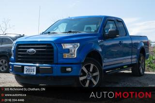 Used 2015 Ford F-150 XLT SPORT PKG - EXTENDED CAB for sale in Chatham, ON