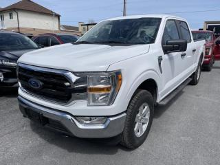 New 2021 Ford F-150 4X4 SUPERCREW XLT 300A for sale in Cornwall, ON