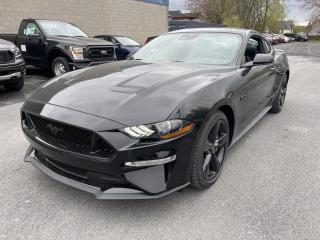 New 2021 Ford Mustang COUPE FASTBACK GT for sale in Cornwall, ON