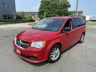 Used 2013 Dodge Grand Caravan SXT, Stow&Go, DVD, 7 Pass, Auto, 3/Y Warranty Avai for sale in Toronto, ON