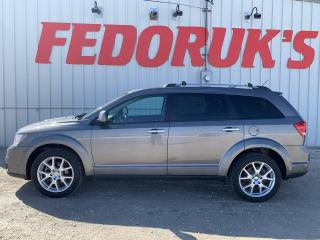 Used 2013 Dodge Journey R/T AWD for sale in Headingley, MB