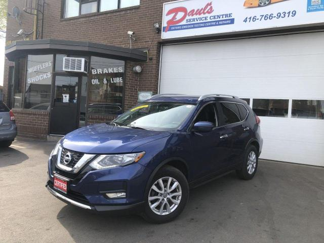 2017 Nissan Rogue SV-BACKUP CAMERA-BLUETOOTH*CERTIFIED*
