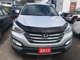 Photo of Silver 2013 Hyundai Santa Fe