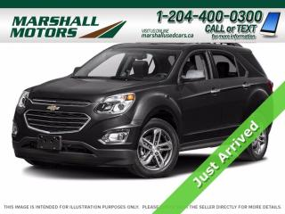 Used 2016 Chevrolet Equinox LTZ for sale in Brandon, MB