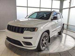 Used 2020 Jeep Grand Cherokee Immaculate Condition for sale in Edmonton, AB