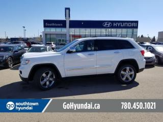 Used 2013 Jeep Grand Cherokee LIMITED/SUNROOF/LEATHER/HEATED SEATS for sale in Edmonton, AB