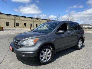 Used 2011 Honda CR-V 4WD, Automatic, Low KM, 3 Years warranty available for sale in Toronto, ON