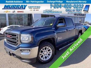 Used 2016 GMC Sierra 1500 *Heated Seats*Remote Start*Backup Cam*Tow Pkg*Tonneau* for sale in Brandon, MB