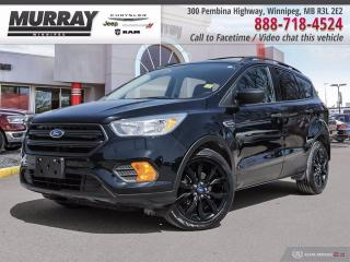 Used 2017 Ford Escape FWD 4DR S for sale in Winnipeg, MB