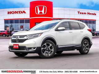Used 2018 Honda CR-V Touring--1 Owner--No Accidents--Fully Loaded--Remote Starter--AWD for sale in Milton, ON