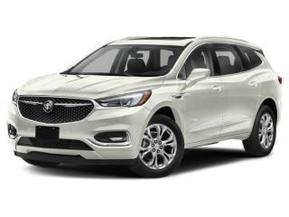 New 2021 Buick Enclave Avenir AWD/ HEATED/COOLED LEATHER/ REMOTE START/ MOONROOF for sale in Estevan, SK