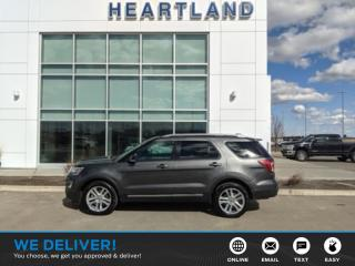 Used 2017 Ford Explorer XLT AWD| PANORAMIC SUNROOF | BACK UP CAMERA | REMOTE START | HEATED SEATS-USED EDMONTON FORD DEALER for sale in Fort Saskatchewan, AB