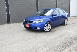 Used 2011 Kia Forte SX for sale in Winnipeg, MB