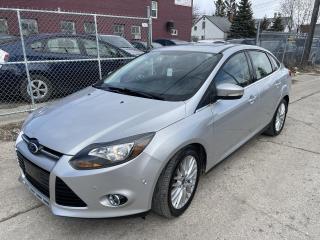 Used 2013 Ford Focus Titanium for sale in Winnipeg, MB