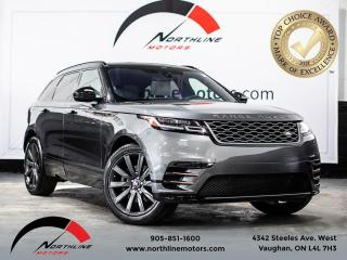 Used 2018 Land Rover Range Rover Velar P380 R-Dynamic HSE/Navigation/Pano Roof/Blindspot for sale in Vaughan, ON